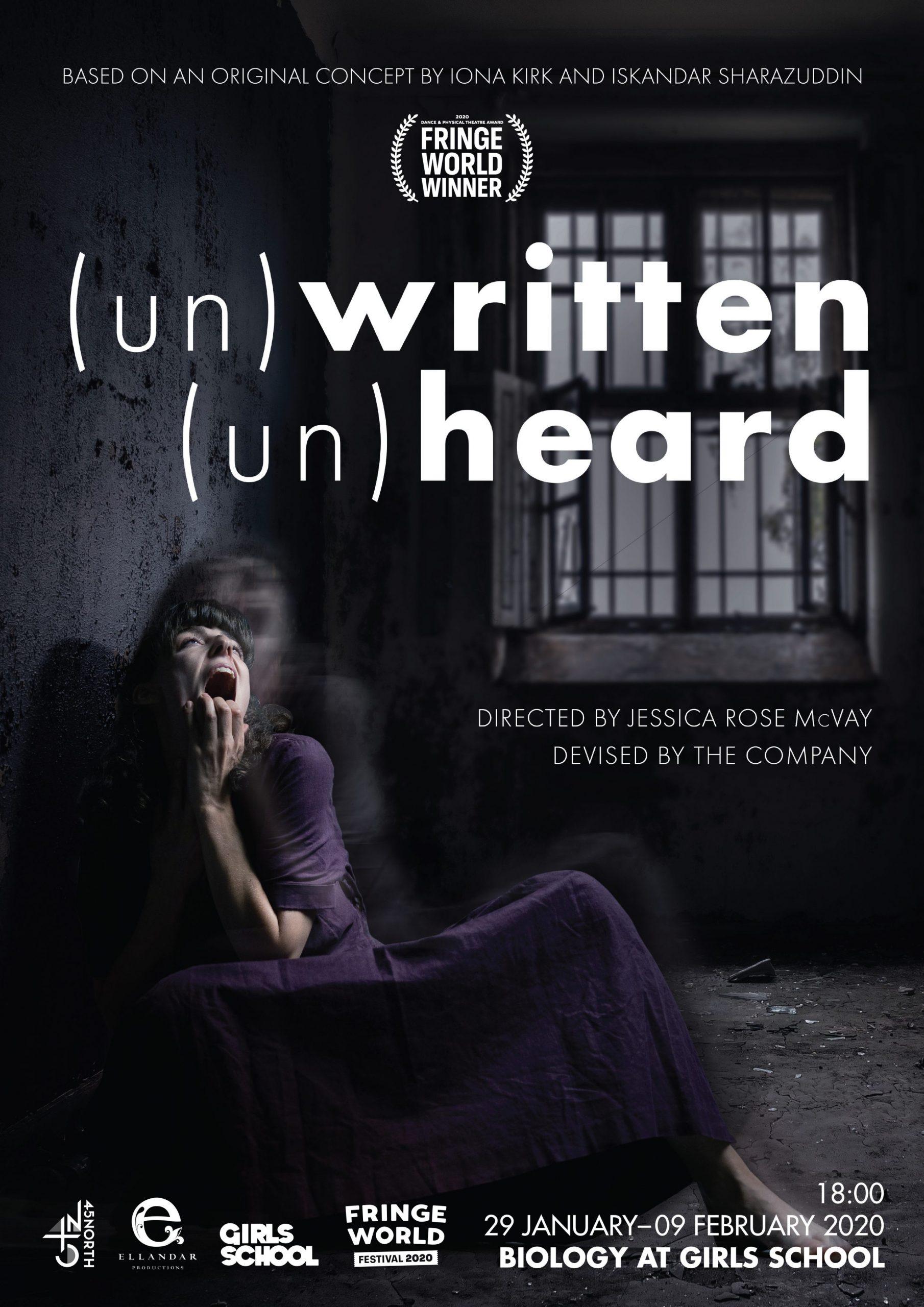 (un)written (un)heard