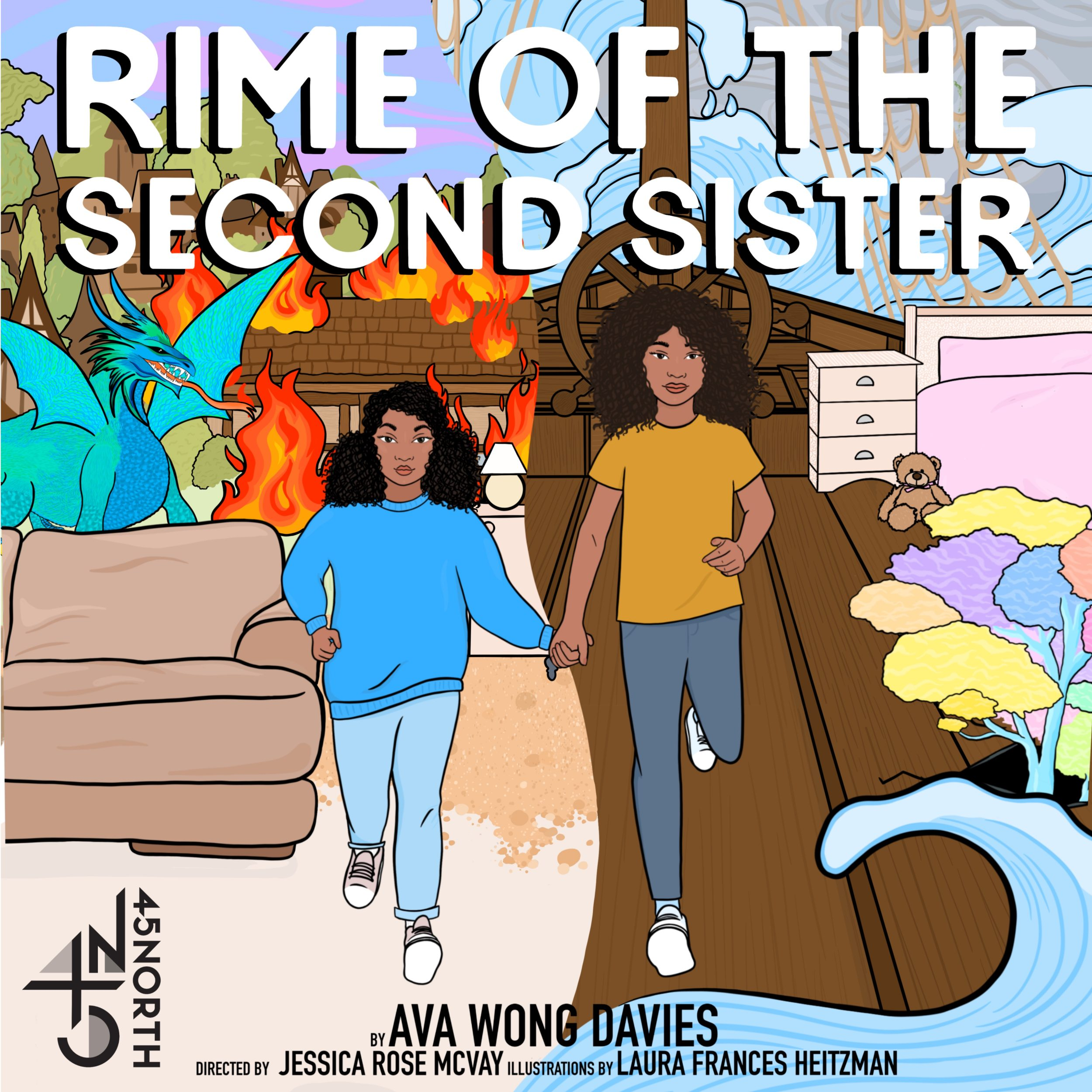 Rime Of The Second Sister Cover