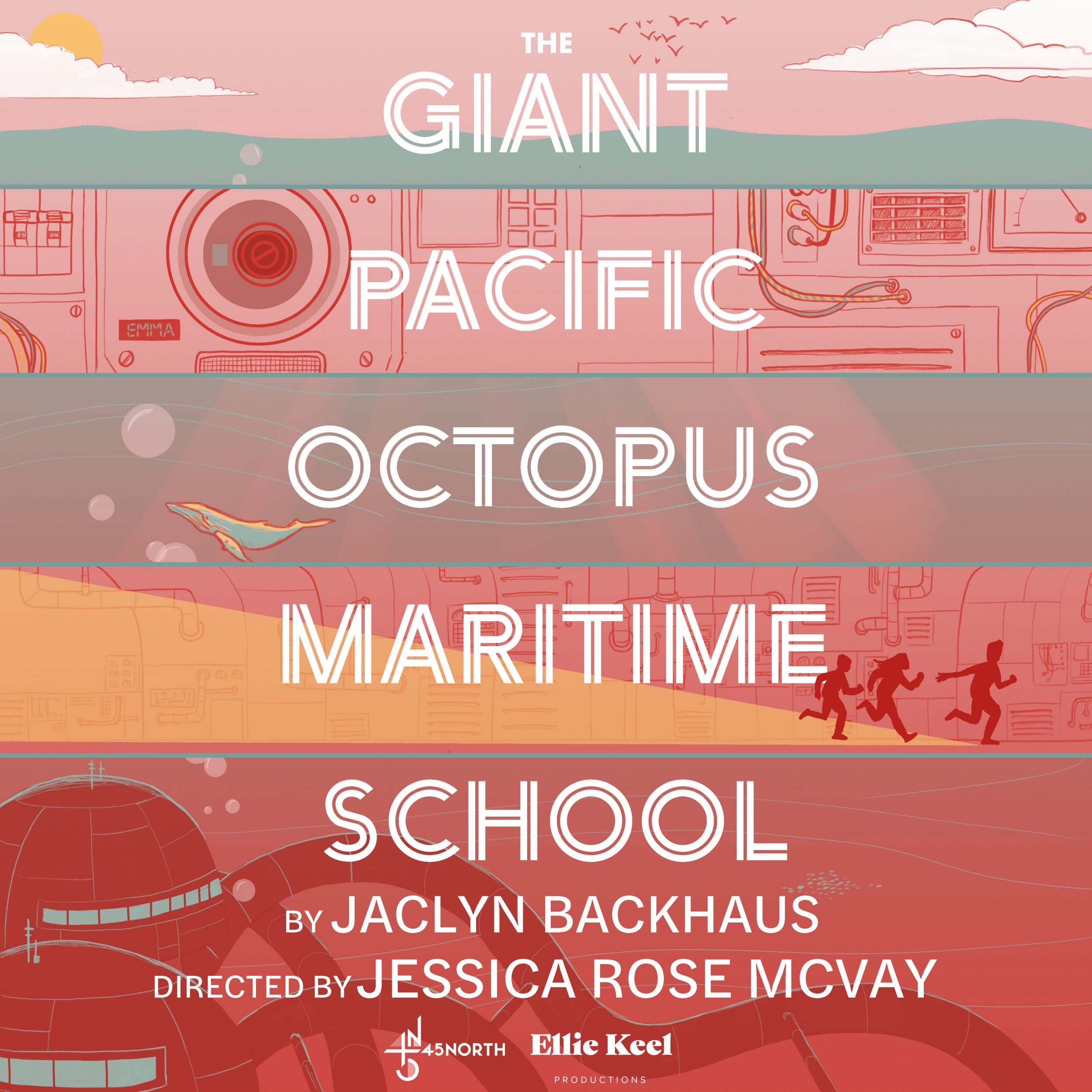 The Giant Pacific Octopus Maritime School