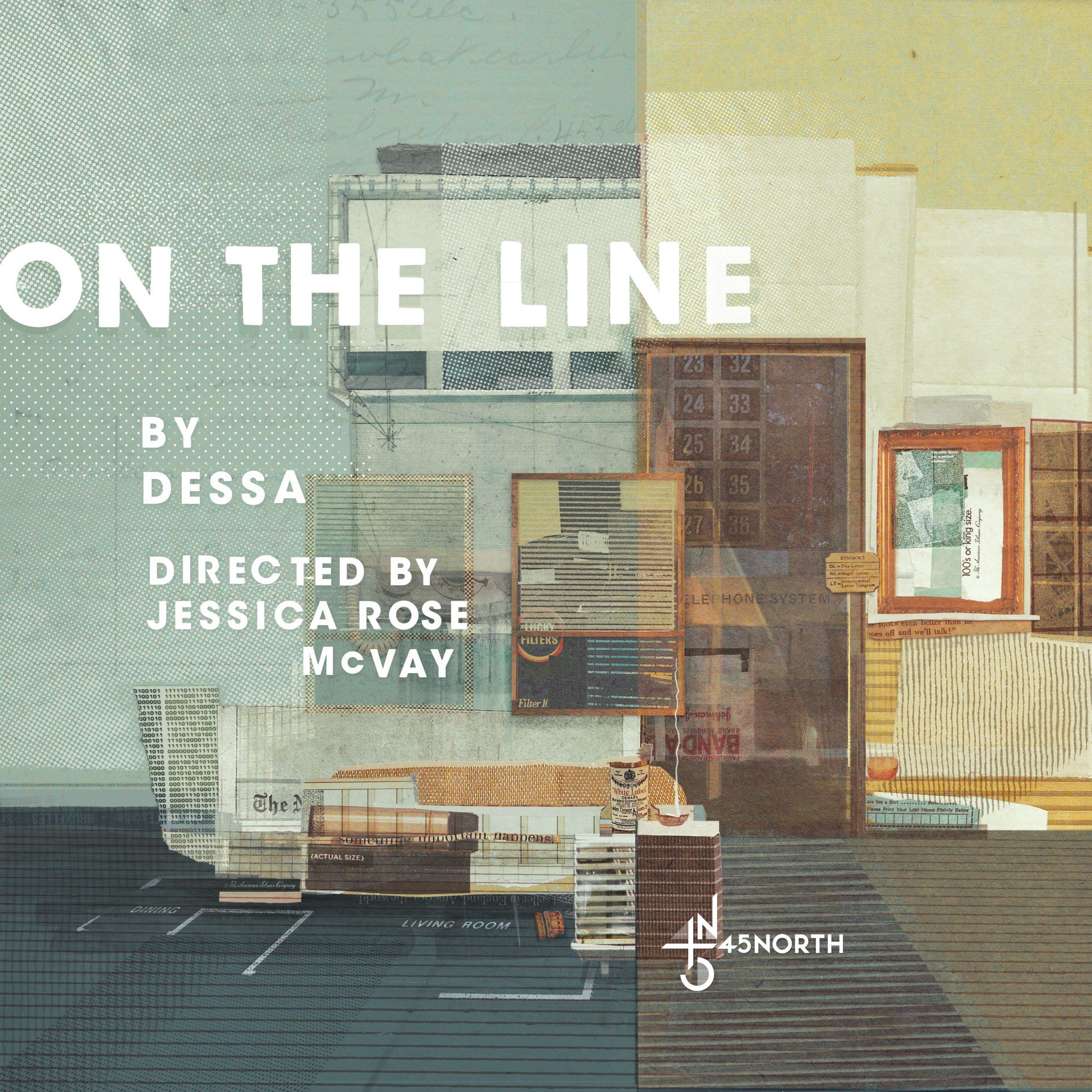 On the Line Artwork